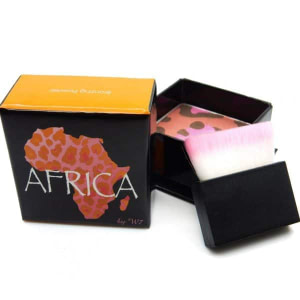 W7 Africa Multi Bronzing Face Powder With Brush