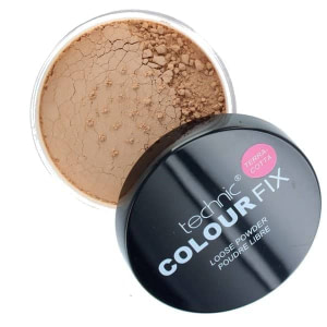 Technic Colour Fix Loose Powder Terracotta