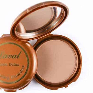 Laval Salon Delux Bronzing Powder Dark Matte