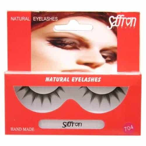 Saffron Natural Eyelashes 704