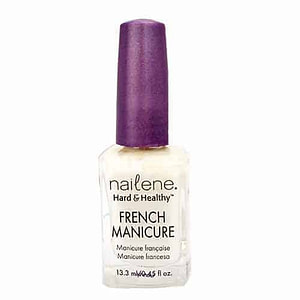 Nailene Hard & Healthy French Manicure Nail Polish ~ Shade 1
