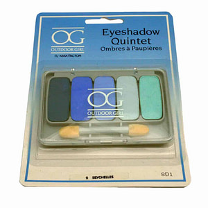 Outdoor Girl By Max Factor Eyeshadow Quintet