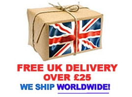 Free Uk Delivery Over £25