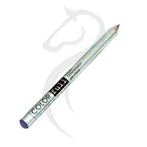 Color Full Blue Glitter Eye Pencil
