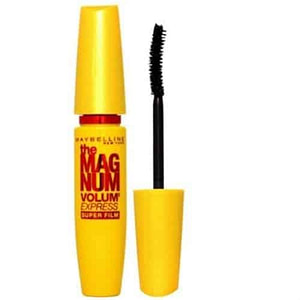 Maybelline Volum Express The Magnum Super Film Mascara Black