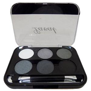 laval eyeshadow palette grey