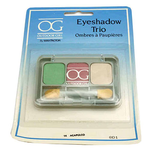 Outdoor Girl By Max Factor Eyeshadow Trio