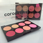 Technic 8 Colour ColourFix Blush Palette