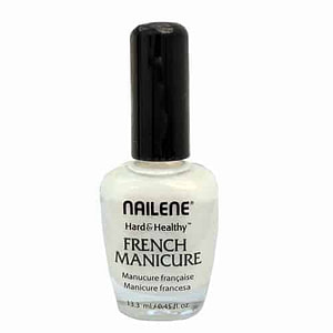 Nailene Hard & Healthy French Manicure Nail Polish ~ Shade 4