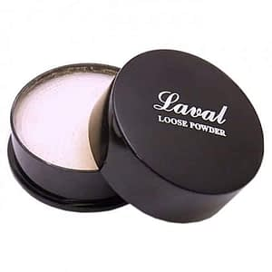 Laval Loose Face Powder Translucent 30gm